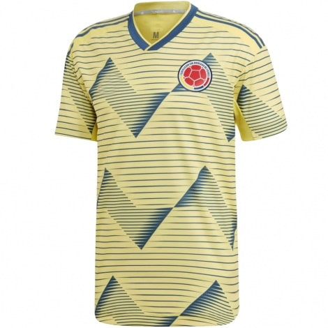 Домашняя футболка сборной Колумбии 2019-2020