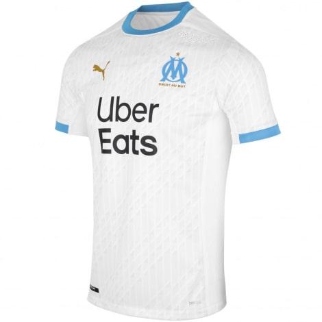Домашняя игровая футболка Марселя 2020-2021