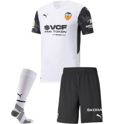 Детский комплект домашней формы Валенсия 2021-2022