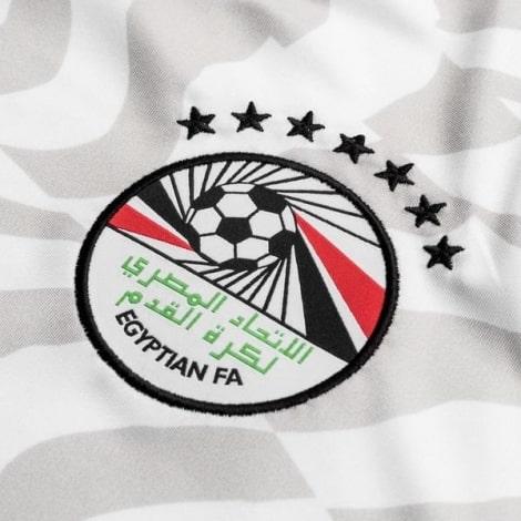 Гостевая футболка сборной Египта 2019-2020 герб клуба