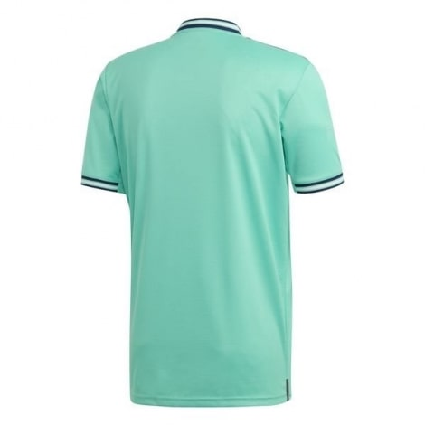 Третья игровая футболка Реал Мадрид 2019-2020 сзади