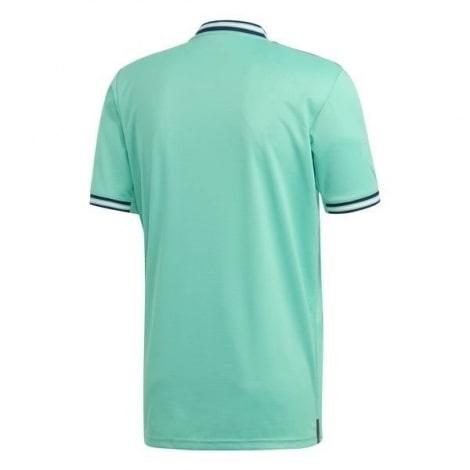 Детская третья футбольная форма Реал Мадрид 2019-2020 футболка сззади