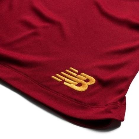 Взрослая домашняя форма Ливерпуля 19-20 c длинными рукавами шорты бренд