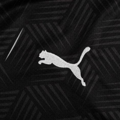 Гостевая ЕВРО футболка Боруссии Менхенгладбах 2020-2021 бренд