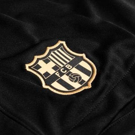 Детская гостевая футбольная форма Гризманн 2020-2021 шорты герб клуба