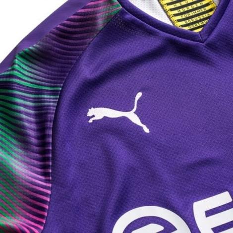 Вратарская третья футболка Боруссии Дортмунд 2019-2020 бренд