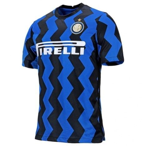 Комплект взрослой домашней формы Интер 2020-2021 футболка