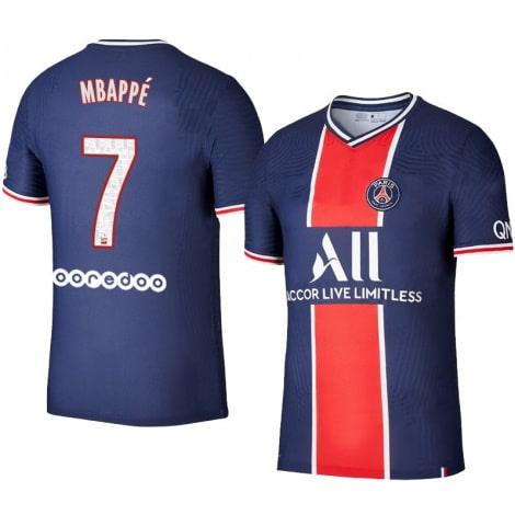Домашняя футболка ПСЖ 2020-2021 Мбаппе