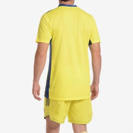 Вратарская домашняя футболка Ювентуса 2020-2021 сзади