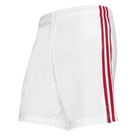 Комплект взрослой домашней формы Арсенала 2020-2021 шорты