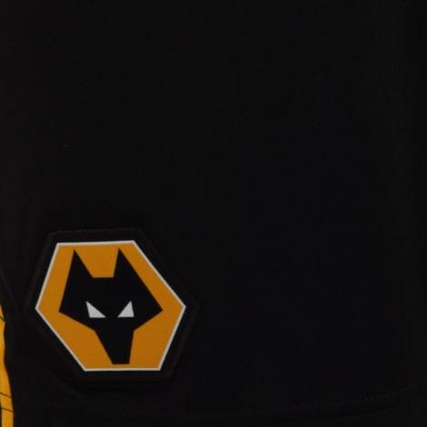 Комплект взрослой домашней формы Вулверхэмптона 20-21 шорты герб клуба