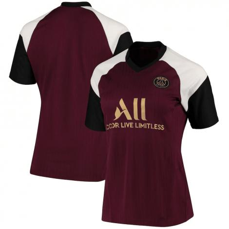Женская третья футболка ПСЖ 2020-2021