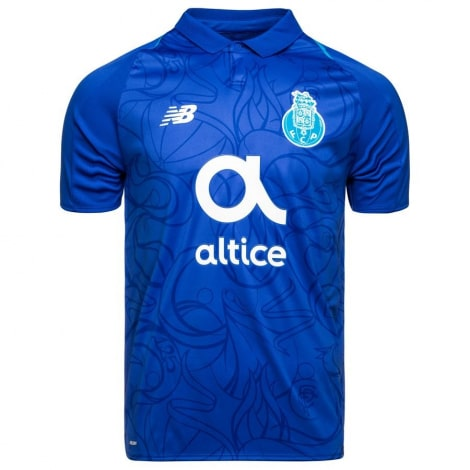 Третья игровая футболка Порту 2018-2019