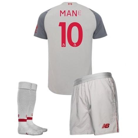 Детская третья футбольная форма Садио Мане 2018-2019
