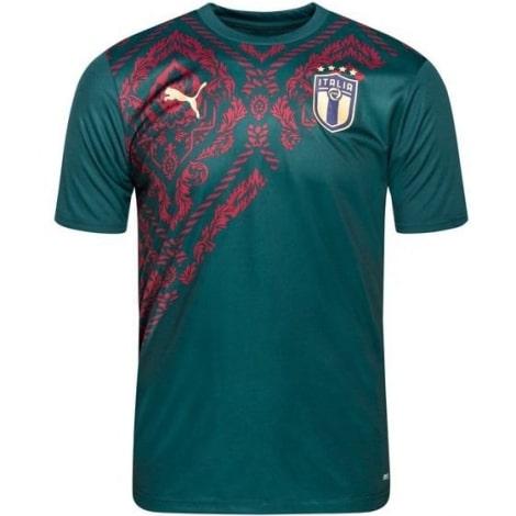 Тренировочная футболка сборной Италии 2019-2020