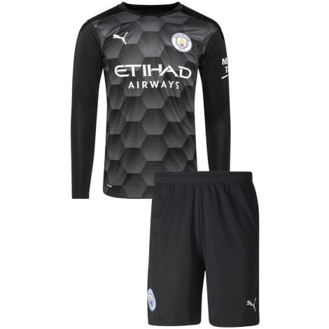 Вратарская домашняя форма Манчестер Сити 2020-2021