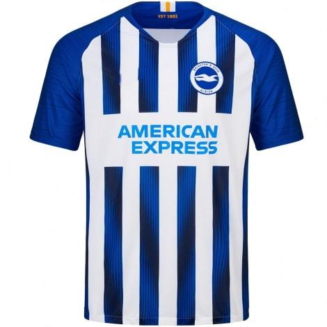 Домашняя игровая футболка Брайтон энд Хоув Альбион 2019-2020