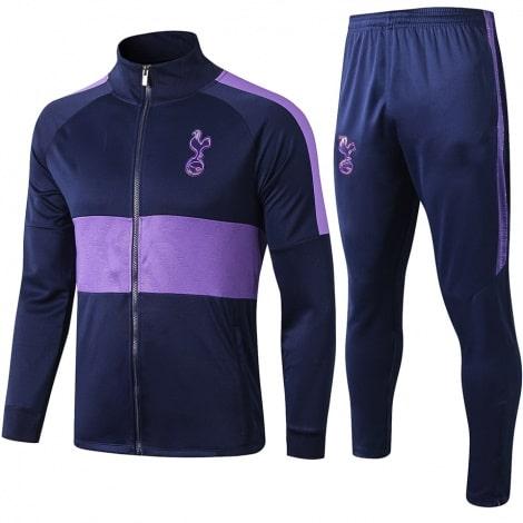 Взрослый сине-фиолетовый костюм Тоттенхэма 2019-2020