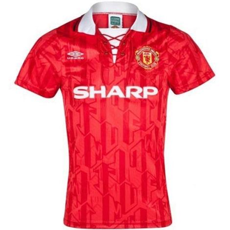 Домашняя футболка Манчестер Юнайтед 1993-1994