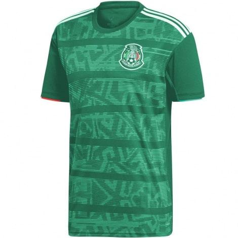 Гостевая футболка сборной Мексики 2019-2020