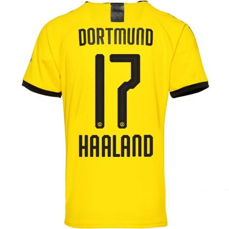 Домашняя футболка Холланда Боруссии Дортмунд 19-20
