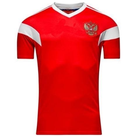 Футболка болельщика сборной России 2018-2019