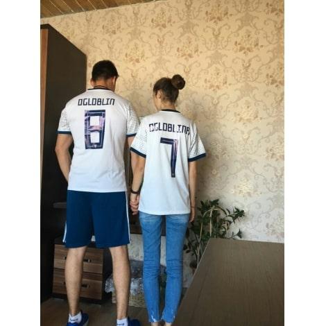 Гостевые футболки сборной России на чемпионат мира 2018