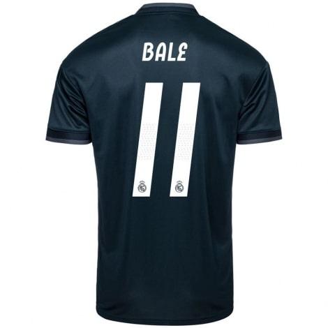 Гостевая футболка Реал Мадрид 2018-2019 Гарет Бэйл номер 11