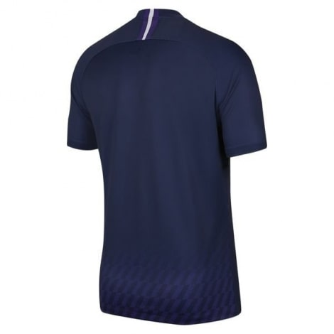 Комплект детской гостевой формы Тоттенхэма 2019-2020 футболка сзади