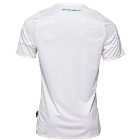 Комплект взрослой гостевой формы Вердер Бремен 2019-2020 футболка сзади