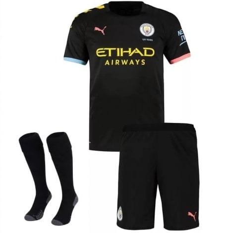 Взрослая гостевая форма Манчестер Сити 2019-2020