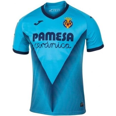 Третья игровая футболка Вильярреал 2019-2020