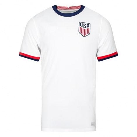 Домашняя футболка Соединенных Штатов Америки 2020-2021