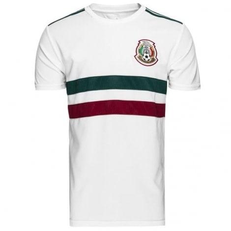 Гостевая футболка сборной Мексики на чемпионат мира 2018