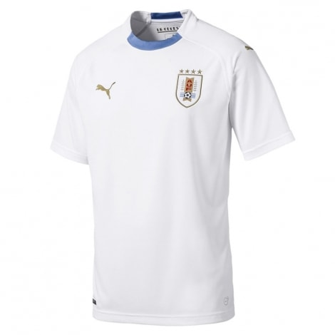 Гостевая футболка сборной Уругвая на чемпионат мира 2018