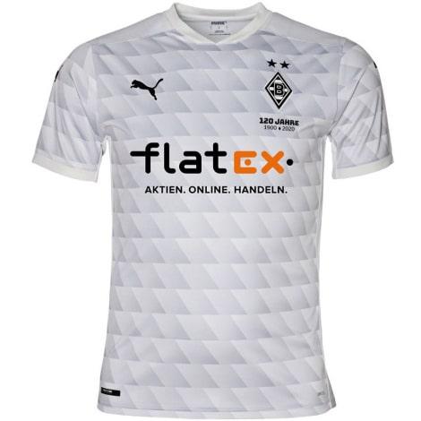 Домашняя игровая футболка Боруссии Менх. 2020-2021