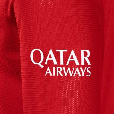 Домашняя футболка Баварии 2020-2021 Роберт Левандовски спонсор на рукаве
