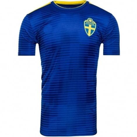 Гостевая футболка сборной Швеции на чемпионат мира 2018