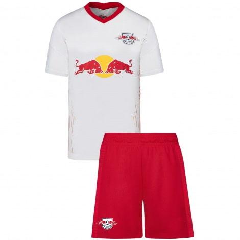 Домашняя игровая футболка РБ Лейпциг 2020-2021