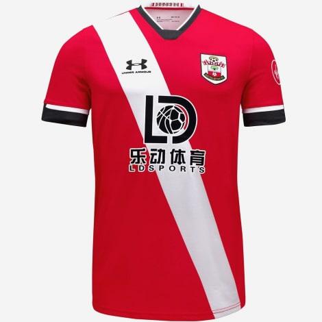 Домашняя игровая футболка Саутгемптон 2020-2021