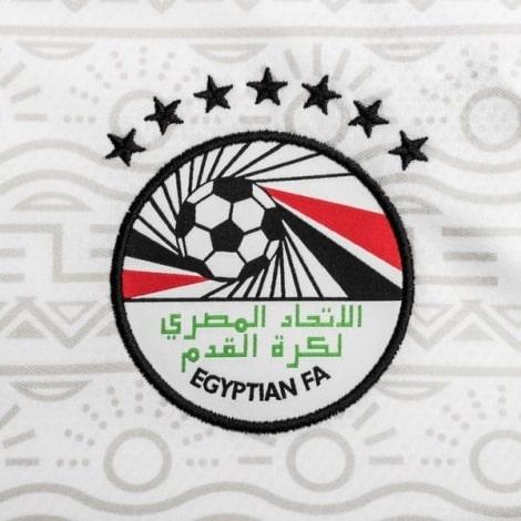 Гостевая футболка сборной Египта 2020-2021 герб сборной