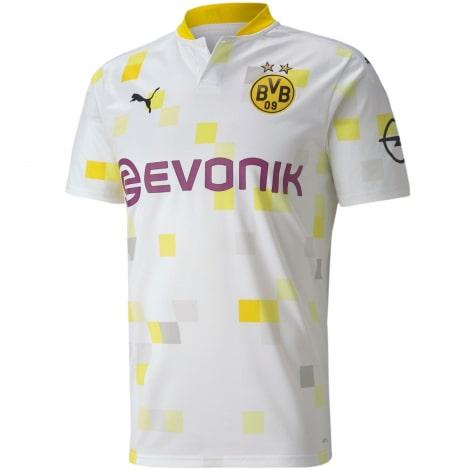 Третья игровая футболка Боруссии Дортмунд 2020-2021