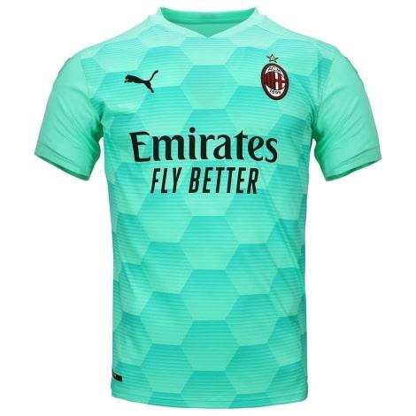 Вратарская домашняя футболка Милана 2020-2021
