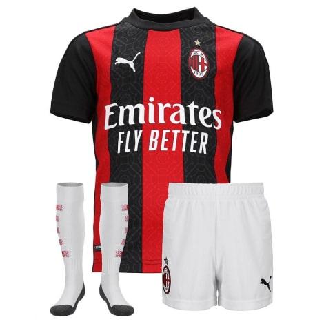 Комплект детской домашней формы Милан 2020-2021