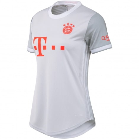 Женская гостевая футболка Баварии 2020-2021