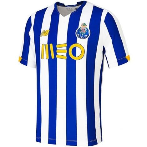 Домашняя игровая футболка Порту 2020-2021