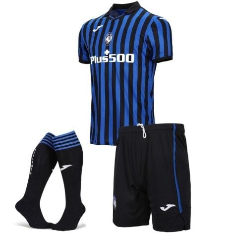 Комплект детской домашней формы Аталанта 2020-2021 футболка шорыт и гетры