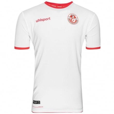 Домашняя футболка сборной Туниса на чемпионат мира 2018