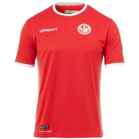 Гостевая футболка сборной Туниса на чемпионат мира 2018