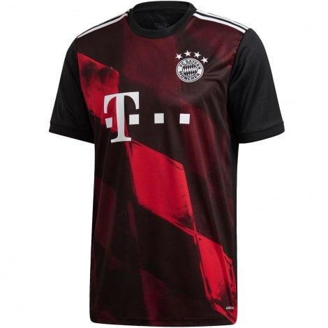 Третья игровая футболка Баварии 2020-2021